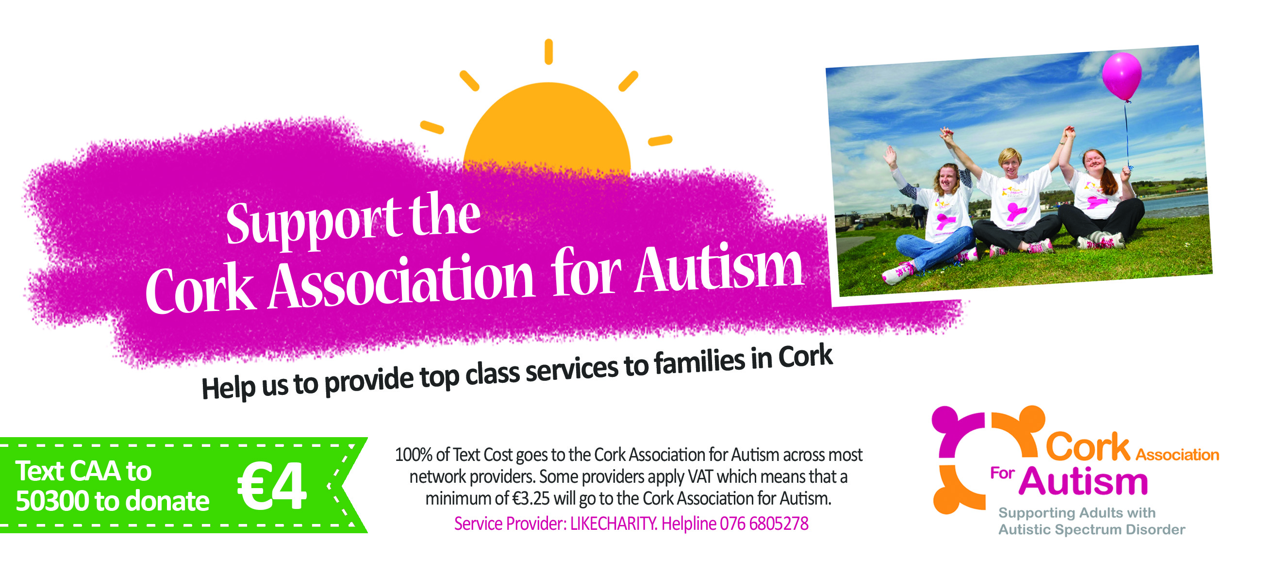 Cork Autism Cork Association for Autism Autism Services Cork